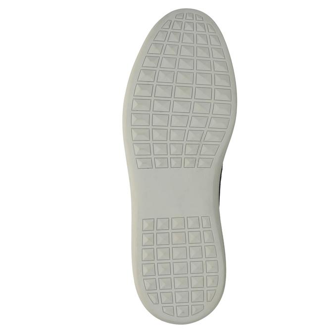 Pánské ležérní tenisky bata, černá, 844-6624 - 26
