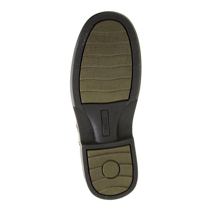 Pánská zdravotní obuv medi, hnědá, 834-4106 - 26