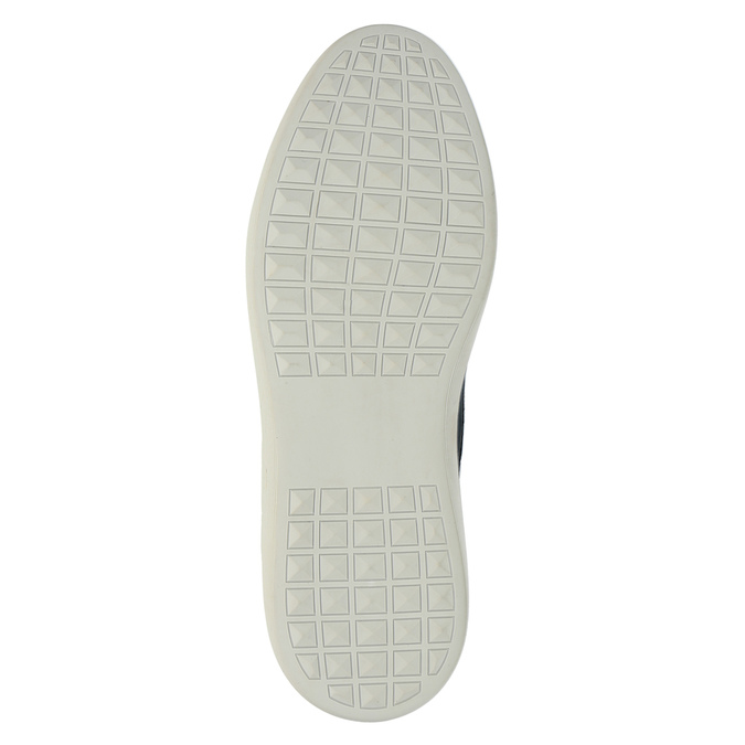 Pánské tenisky bata, modrá, 844-9624 - 26