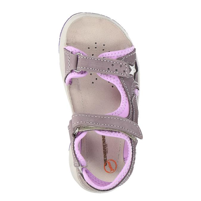 Dětské sandály weinbrenner-junior, fialová, 266-9170 - 19