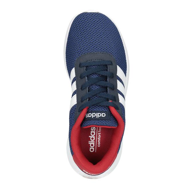 Dětské tenisky ve sportovním střihu adidas, modrá, 309-9141 - 19