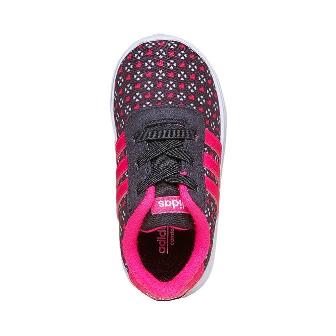 Dívčí tenisky adidas, černá, 109-6141 - 19