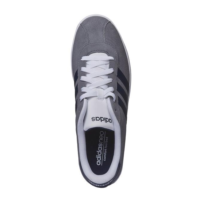 Pánská vycházková obuv adidas, šedá, 803-2122 - 19