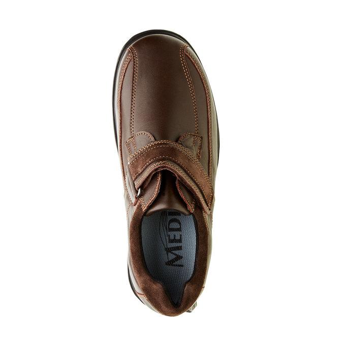 Pánská zdravotní obuv medi, hnědá, 834-4106 - 19