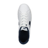 Bílé pánské tenisky nike, bílá, 801-1235 - 19