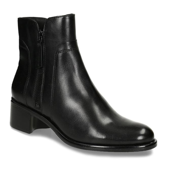 Dámská kotníčková obuv bata, černá, 694-6600 - 13