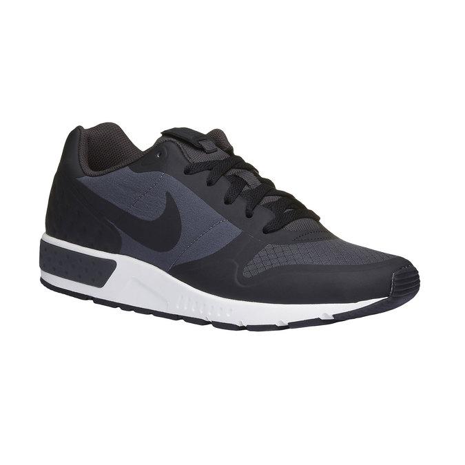 Pánské tenisky ve sportovním stylu nike, černá, 809-6328 - 13