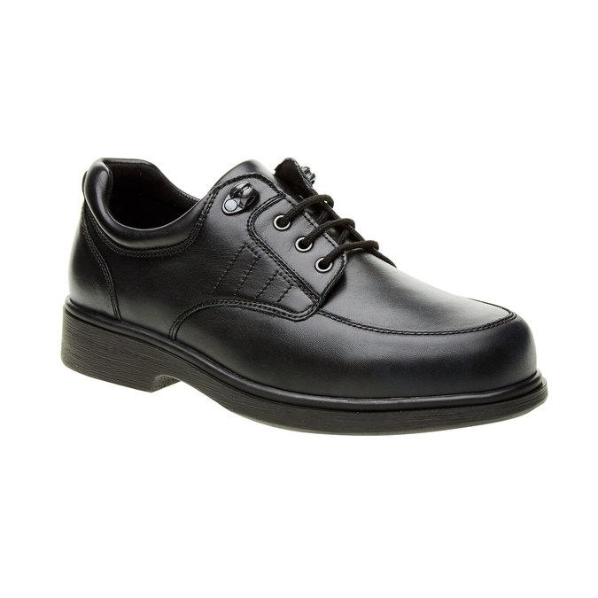 Pánská zdravotní obuv medi, černá, 824-6175 - 13
