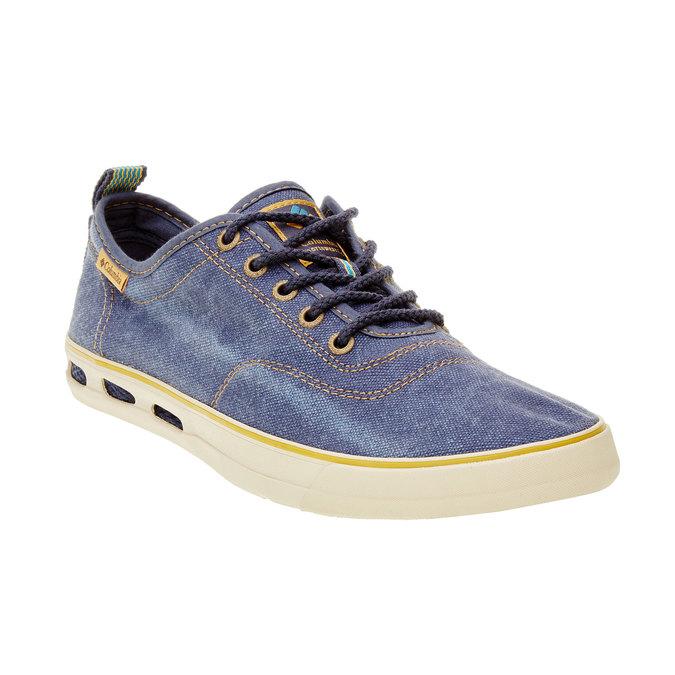 Ležérní pánské tenisky columbia, modrá, 849-9026 - 13