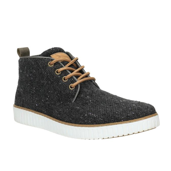 Pánské tenisky bata, šedá, 849-2621 - 13