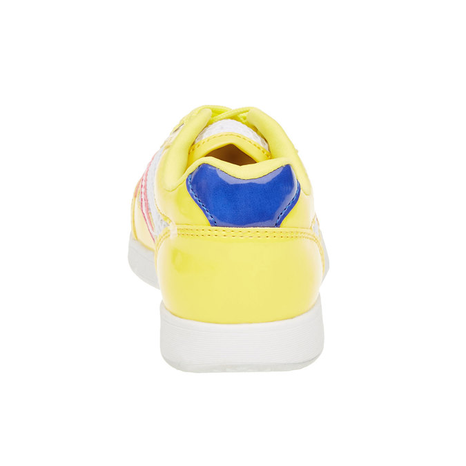 Dětské tenisky mini-b, žlutá, 329-8175 - 17