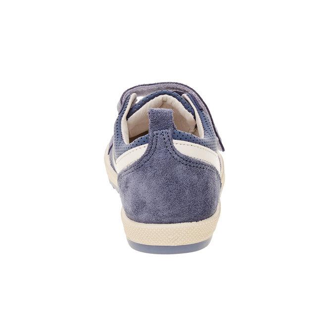 Dětské tenisky s perforací flexible, modrá, 2019-311-9217 - 17