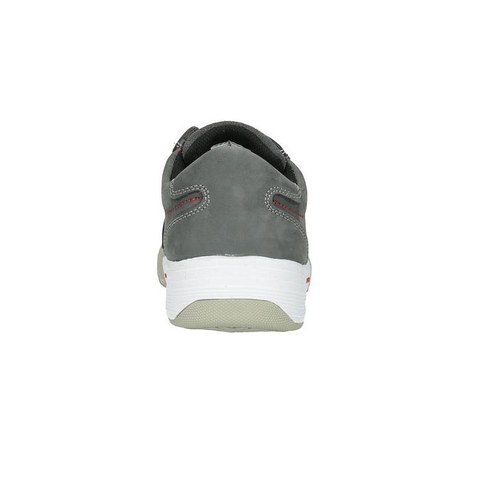 Pánská pracovní obuv BICKZ 728 ESD S3 bata-industrials, šedá, 846-2612 - 17
