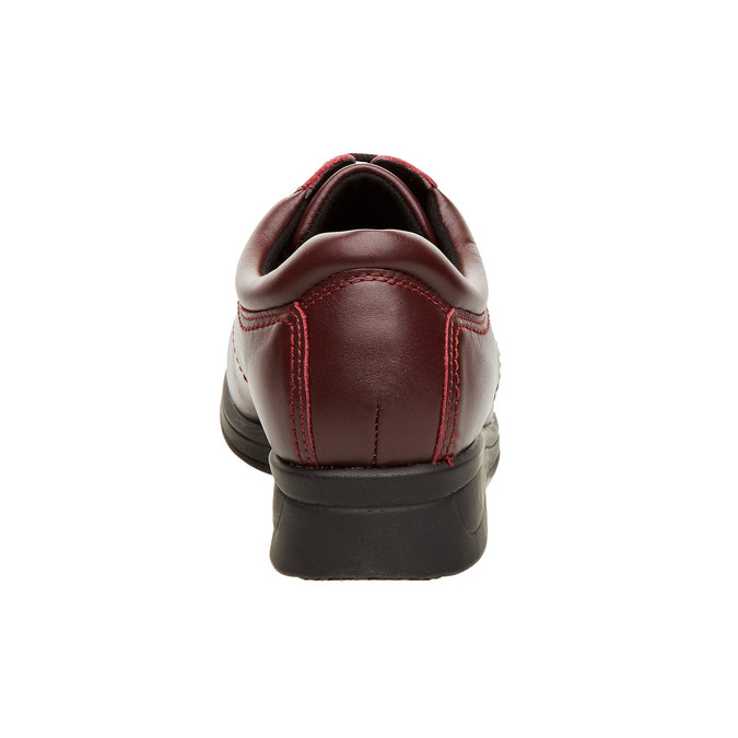Dámská zdravotní obuv medi, červená, 544-5147 - 17