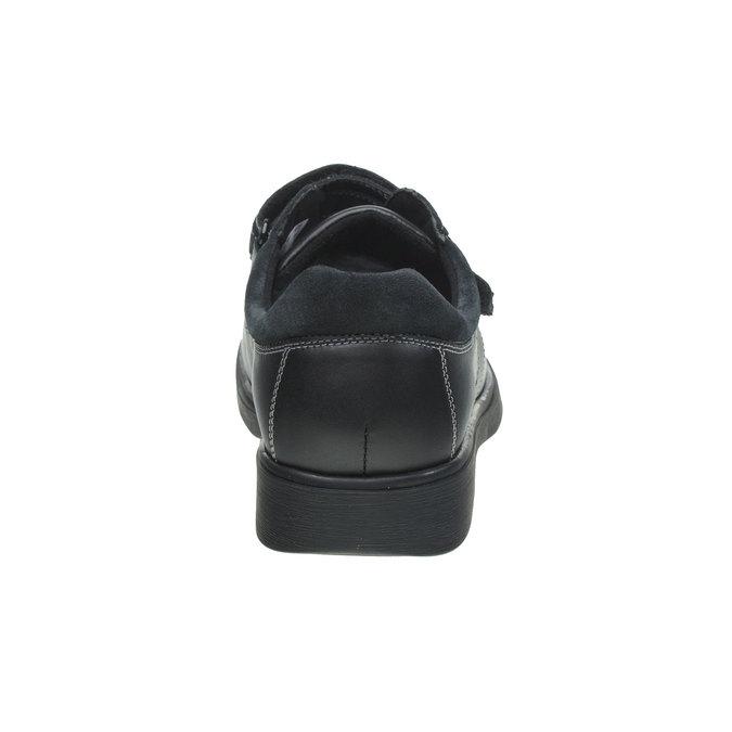 Pánská zdravotní obuv medi, černá, 834-6001 - 17