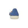 Ležérní kožené baleríny weinbrenner, modrá, 526-9503 - 17