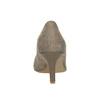 Dámské lodičky na středním podpatku bata, hnědá, 626-2601 - 17