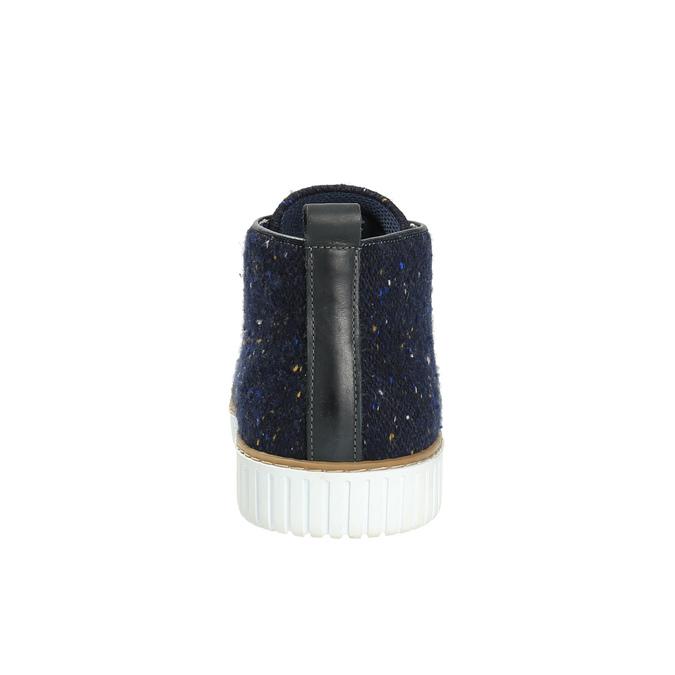 Pánské ležérní tenisky bata, modrá, 849-9621 - 17
