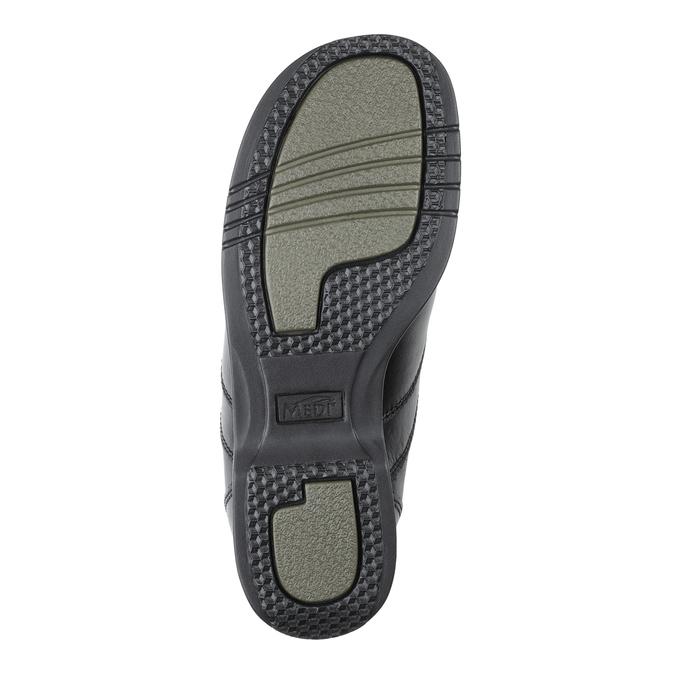 Dámská zdravotní obuv medi, černá, 544-6494 - 18