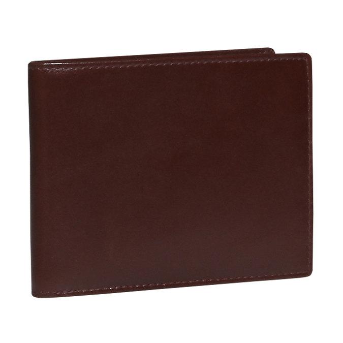 Pánská kožená peněženka bata, 2019-944-4122 - 13