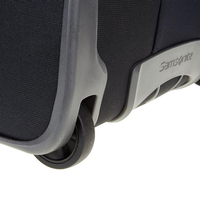 Cestovní kufr na kolečkách samsonite, černá, 969-6500 - 19