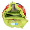Dívčí školní batoh ergobag, červená, 969-5096 - 15