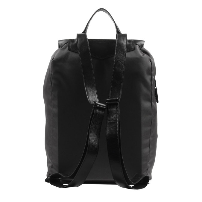 Černý batoh royal-republiq, černá, 964-6208 - 17
