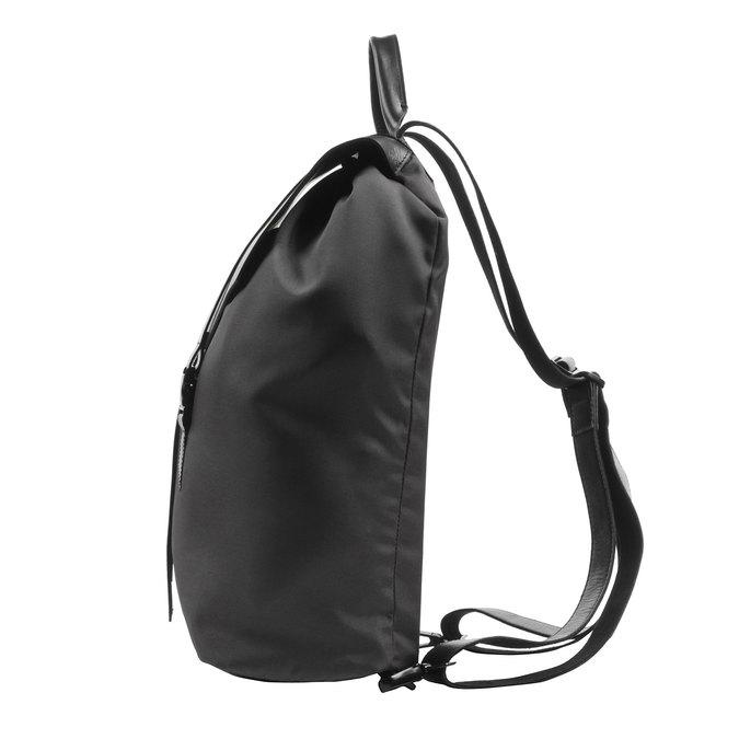 Černý batoh royal-republiq, černá, 964-6208 - 15