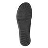 Kožená zimní obuv dámská bata, černá, 594-6269 - 26