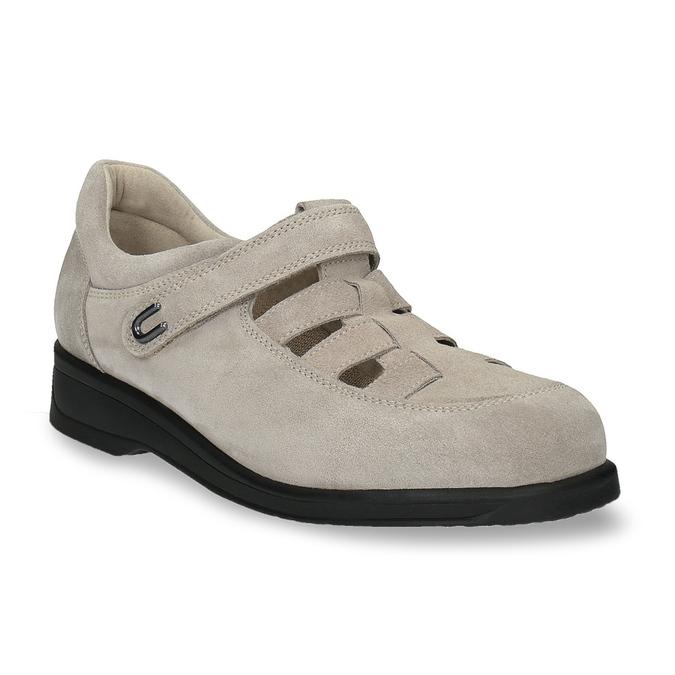 Dámská zdravotní obuv medi, béžová, 553-8205 - 13