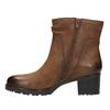 Dámská kotníčková obuv bata, hnědá, 696-4603 - 26