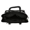 Černá dámská kabelka do ruky bata, černá, 961-6606 - 15