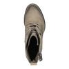Dámská kotníčková obuv bata, šedá, 696-2604 - 19