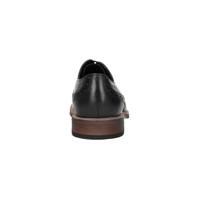 Pánské Oxfordky na ležérní podešvi bata, šedá, 826-2647 - 17