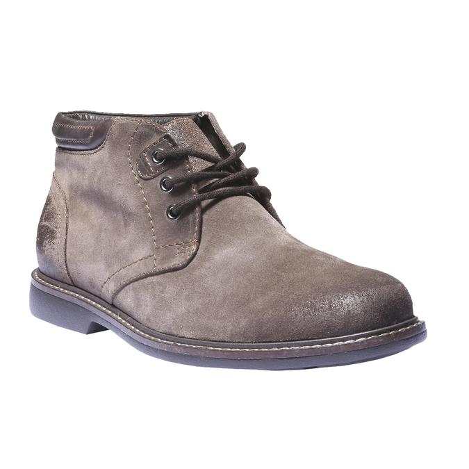 Pánské semišové boty bata, 2019-893-4261 - 13