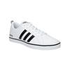 Pánské bílé tenisky adidas, bílá, 801-1188 - 13