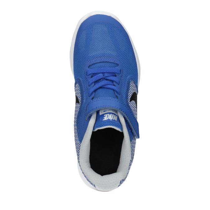 Dětské sportovní tenisky modré nike, modrá, 309-9322 - 19