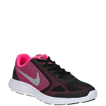 Dívčí tenisky Nike nike, černá, 409-6322 - 13