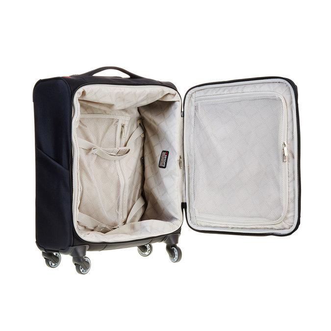 Cestovní kufr na kolečkách roncato, černá, 969-6634 - 15