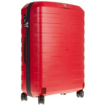 Cestovní kufr na kolečkách roncato, červená, 960-5604 - 13