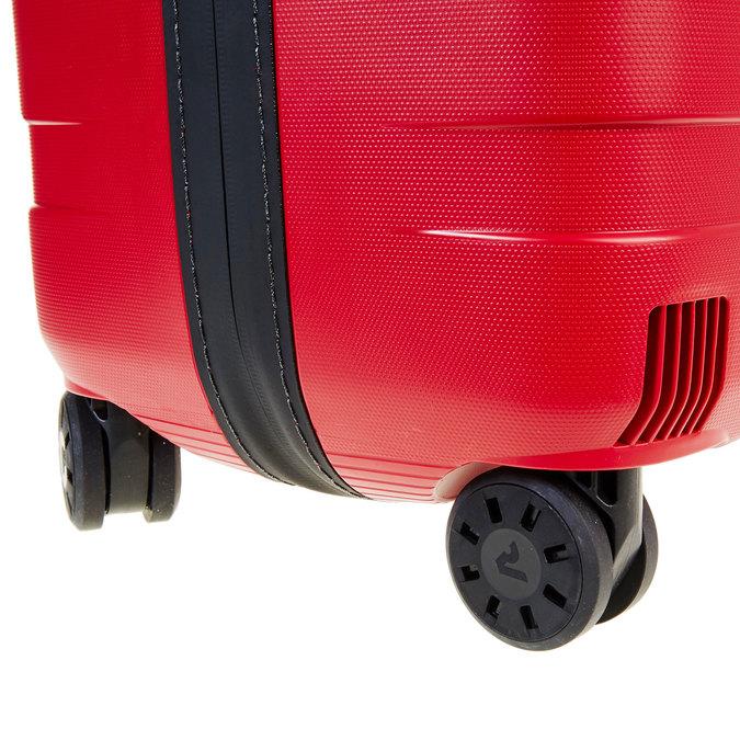 Skořepinový kufr na kolečkách roncato, červená, 960-5603 - 19