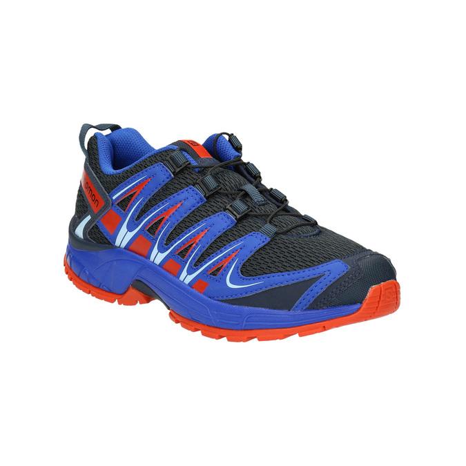 Dětská sportovní obuv salomon, modrá, 499-9007 - 13