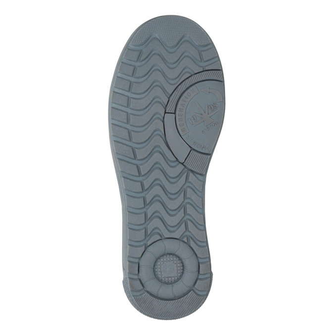 Dětská kotníčková obuv mini-b, šedá, 491-2651 - 26