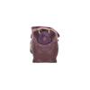 Dívčí kožená obuv na suché zipy biomecanics, růžová, 124-5010 - 17