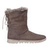 Dámské zimní boty s kožíškem weinbrenner, hnědá, 596-4334 - 26