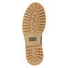 Dámská zimní obuv s kožíškem weinbrenner, khaki, 594-2455 - 17