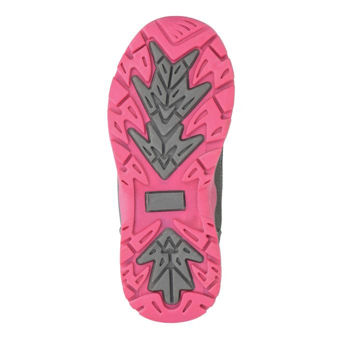 Dětská zimní obuv mini-b, šedá, 391-2100 - 26