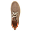 Pánské kožené chukka boots weinbrenner, hnědá, 846-4629 - 19