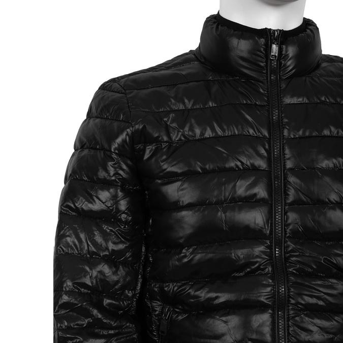 Prošívaná pánská bunda bata, černá, 979-6613 - 16