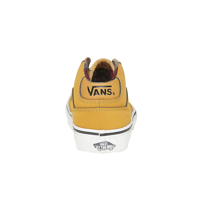 Dětské tenisky Vans vans, žlutá, 401-8235 - 17